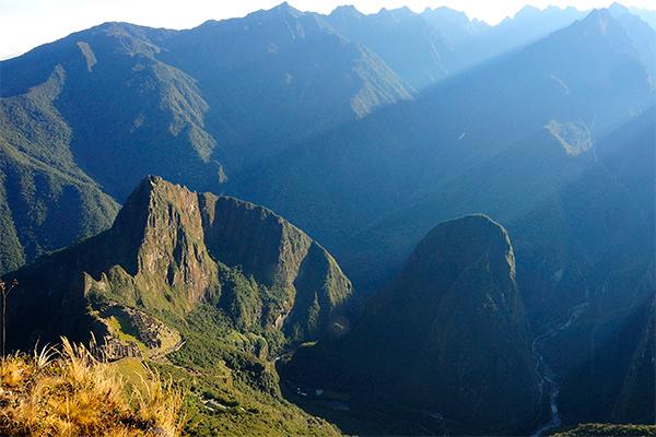 Ocho razones por las que debes visitar machu picchu noticias de turismo travel news - Como llegar a la puerta del sol ...