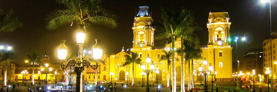 Plaza de lima