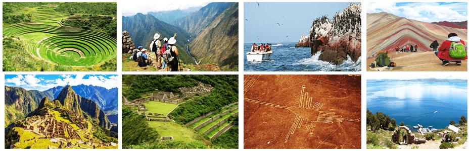 8 de muchas maravillas para conocer en el Perú