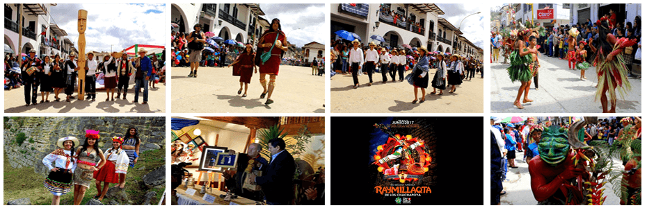 Fiesta del Raymi Llaqta en Chachapoyas mostró la riqueza cultural de Amazonas