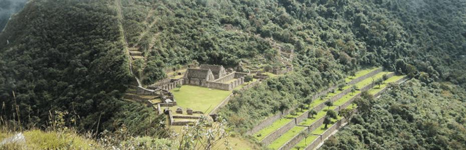 Aplicativo permitirá recorrido virtual en el parque arqueológico Choquequirao