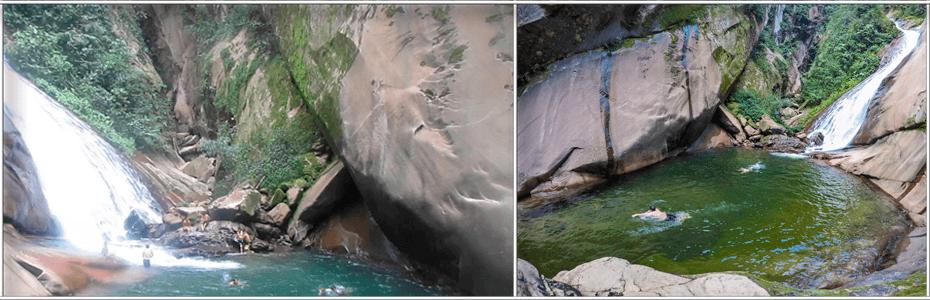 Catarata Velo de la Novia recibe más de 40,000 turistas en lo que va del año