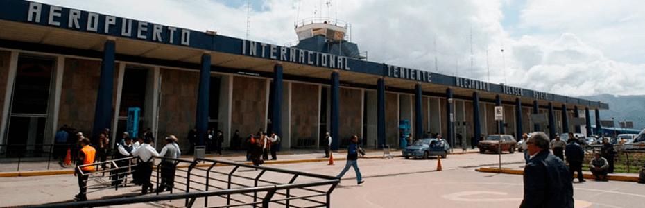 Aeropuerto-Cusco