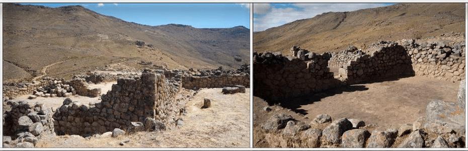 Hallan templo edificado por los Incas en honor al Apu Coropuna en Arequipa
