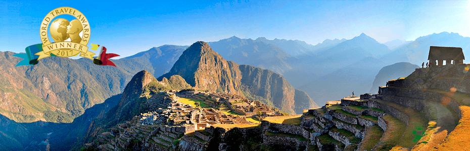 Machu Picchu es nombrado Mejor Atracción Turística en los World Travel Awards 2017