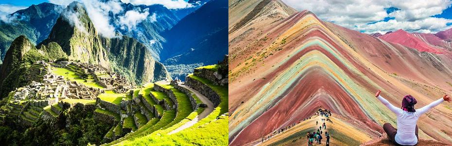 """""""Perú, el país más rico del mundo"""", la campaña que busca traer más turistas al país"""