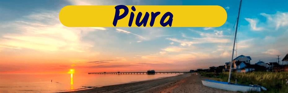 Piura es tendencia como destino turístico peruano en Latinoamérica
