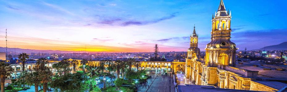 Unesco supervisara protección del Centro Histórico de Arequipa