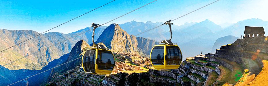"""""""No está descartado un teleférico a Machu Picchu"""" afirma ahora el Ministro de Cultura"""